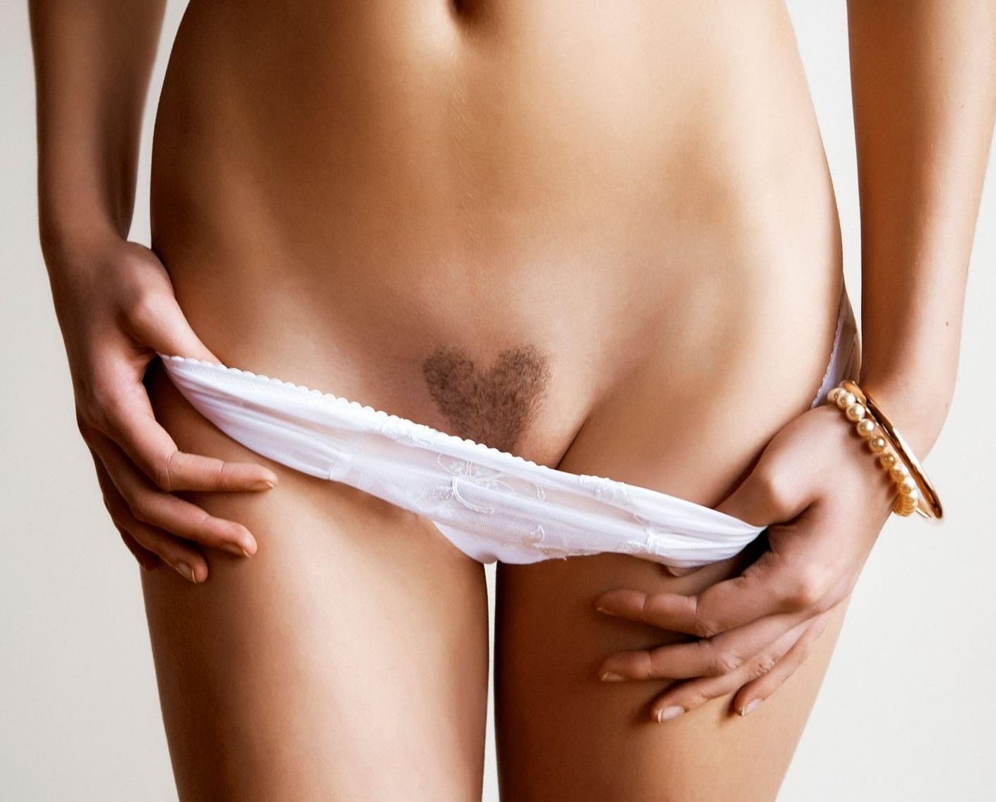 как брить зону бикини для секса - 2