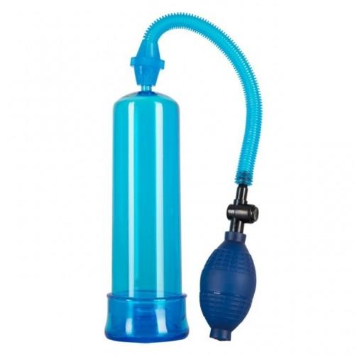 Помпа для пениса Bang Bang blue