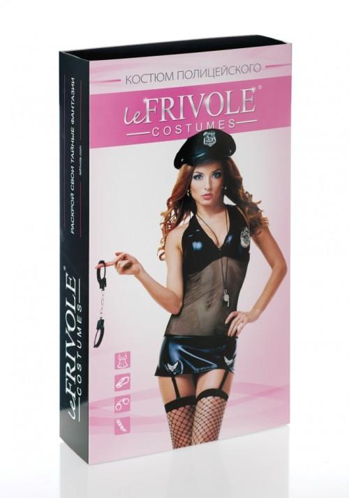 Костюм Сексуального полицейского L/XL
