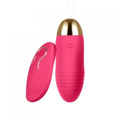 Виброяйцо pink