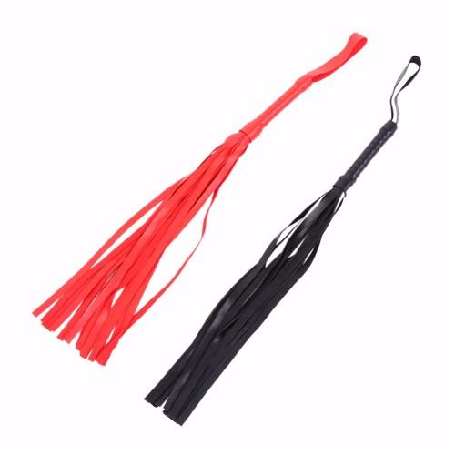 Красная мягкая плеть