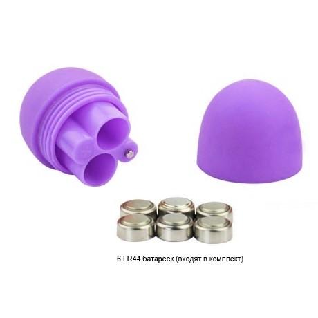 Вибро-яйцо с беспроводным управлением с 10 функциями вибрации