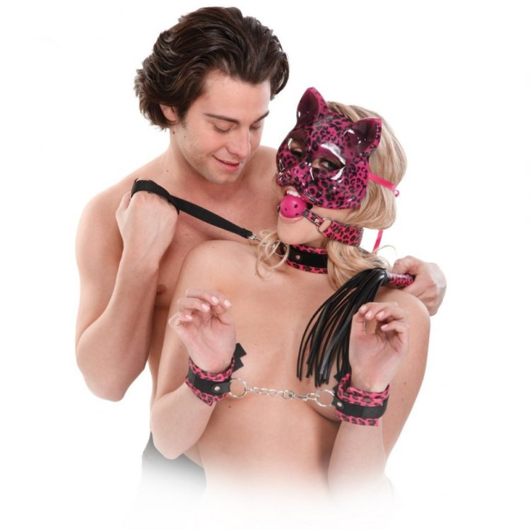 Эротический набор FF Kinky Kitty Kit