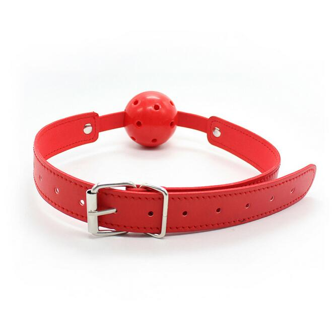 Кляп классический red