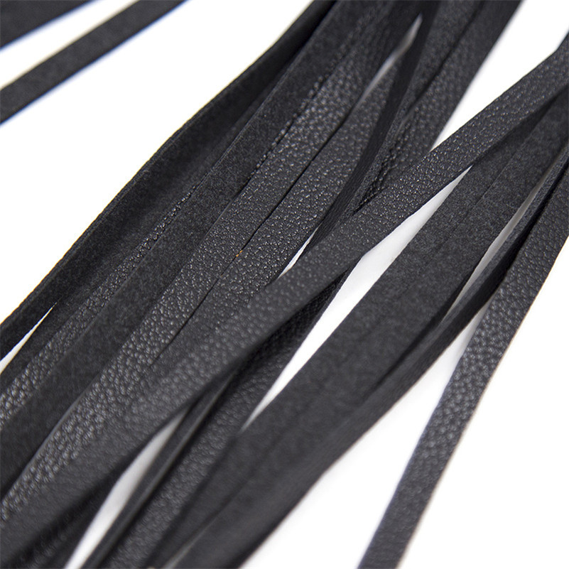 Плеть черно-серебристая