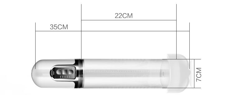 Вакуумная помпа автоматическая Maximizer Worx VX5 Black