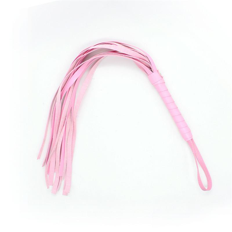 Розовая мягкая плеть