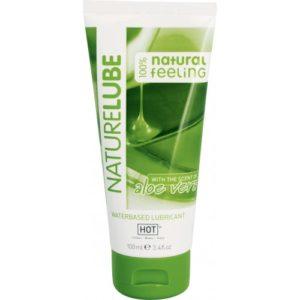 Гель-смазка на водной основе HOT Glide naturlube 100мл