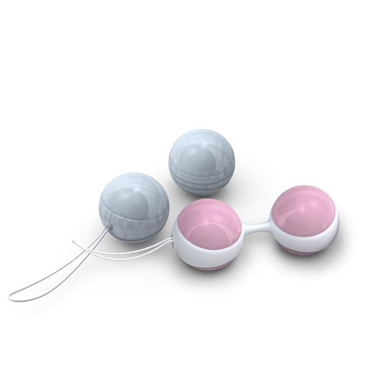 Вагинальные шарики LUNA BEADS pink