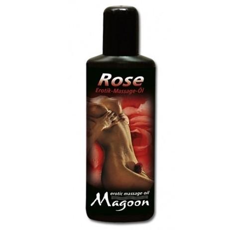 Масло массажное возбуждающее Rose 100мл