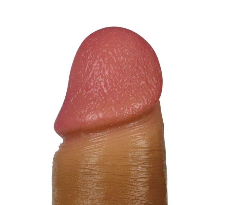 Насадка на пенис Nature Extender мулат