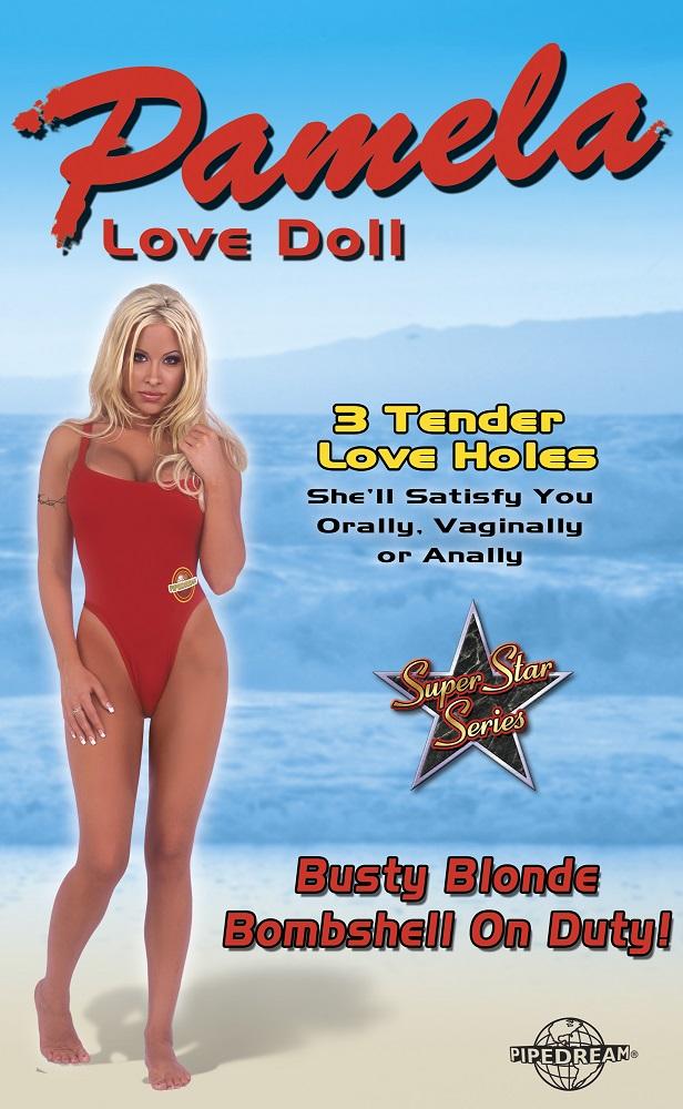Кукла для секса Pamela Love Doll