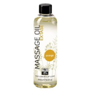 Massage Oil Extase Orange массажное масло Апельсин 250 мл.