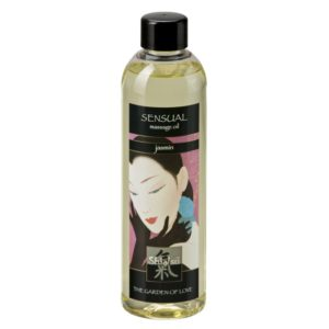 Massage Oil Sensual массажное масло Жасмин 250 мл.
