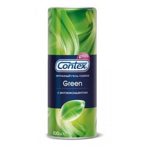 Гель-смазка Contex Green с антиоксидантом 100 мл