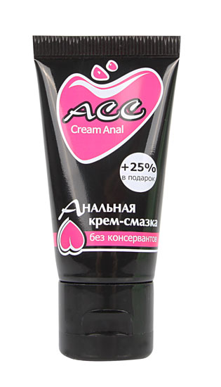 """Анальная крем-смазка """"Creamanal АСС"""" 25г"""