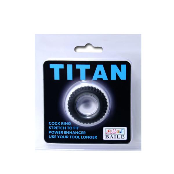 Эрекционное кольцо Titan