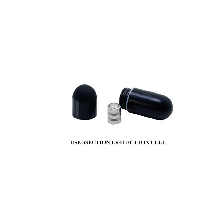 Вибро-кольцо с клиторальным стимулятором Pretty Love Thimble