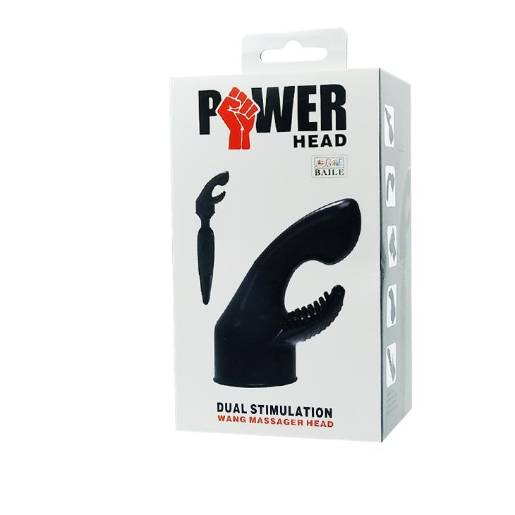 Насадка для вибро-массажёра Power Head