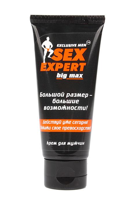 "Крем ""BIG MAX"" для мужчин 50 г"