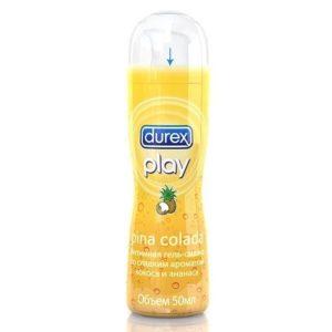 Гель-смазка Durex Pina Colada с ароматом ананаса и кокоса 50 мл