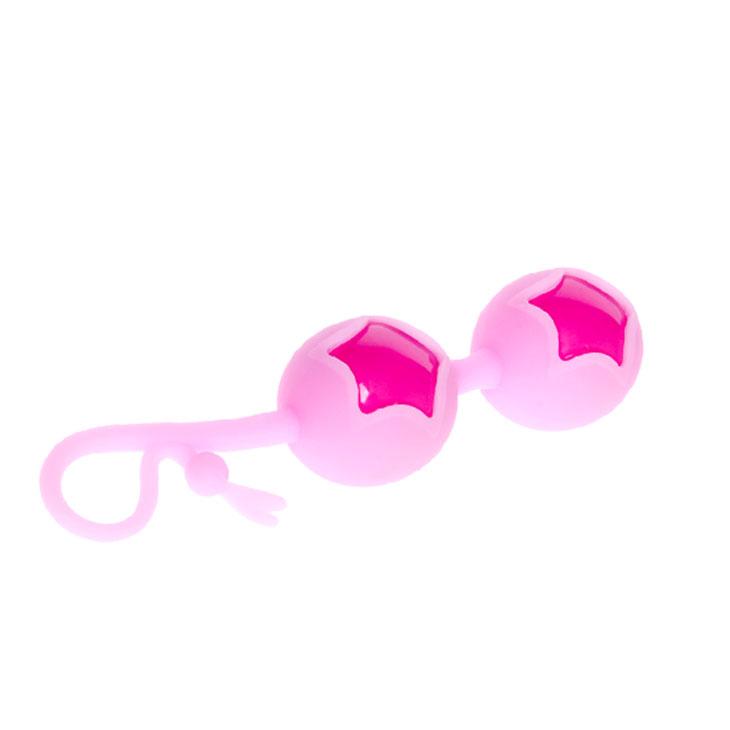 Вагинальные шарики Cute Love Balls