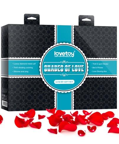 Подарочный набор Love Me Tender Luxury Gift Set