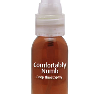 Спрей для глубокого минета Comfortably Numb Deep Throat Spray - Chocolate Mint 29 мл