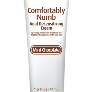 Обезбаливающая анальная смазка Comfortably Numb Anal Desensitizing Cream 44 мл