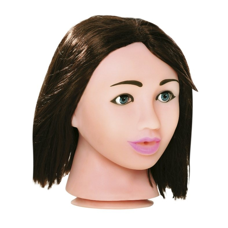Мастурбатор голова брюнетки PDX Fuck My Face Brunette