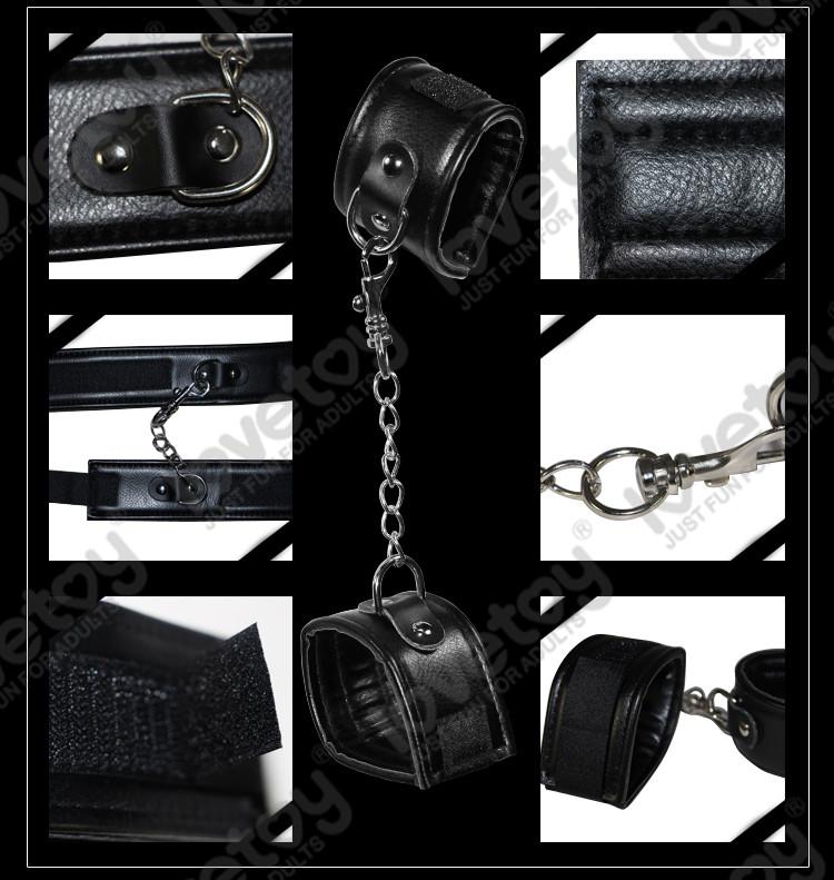 Набор Deluxe Bondage Kit для ролевых игр