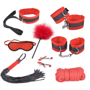 Бондажный набор Taboo Accessories Extreme Set №5