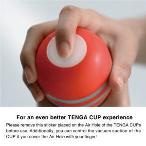 Мастурбатор TENGA Double Hole CUP
