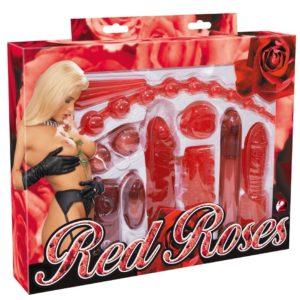 Набор игрушек для удовольствия Red Roses Set