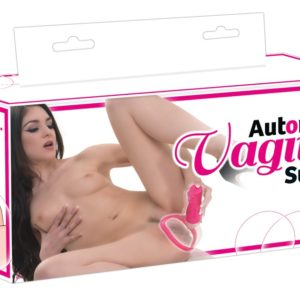 Вакуумная помпа вагинальная автоматическая Automatic Vagina Sucke