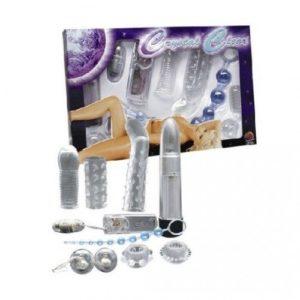 Эротический набор Crystal Clear
